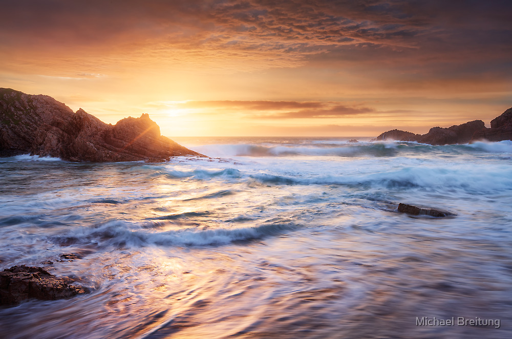 Gold Rush by Michael Breitung