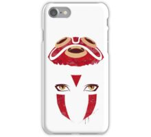 Mononoke Mask iPhone Case/Skin