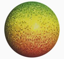 Reggae Disco Ball by reggae-paradise