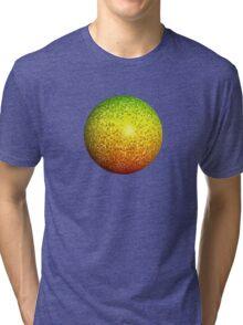 Reggae Disco Ball Tri-blend T-Shirt