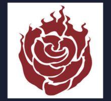 Red likes Roses Kids Tee