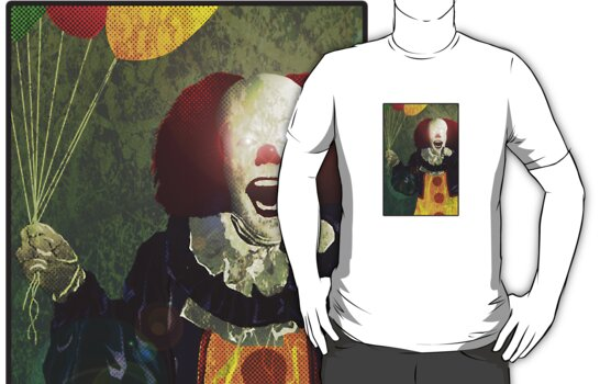 Pennywise by SixPixeldesign