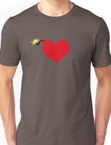 HeartBomb Unisex T-Shirt
