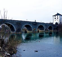 Old Lahn Bridge by SineTimore90