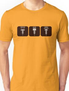 Velodrome City Icon Series V2 no.3 Unisex T-Shirt
