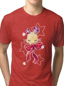 Ribbon Tri-blend T-Shirt