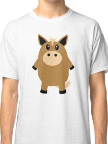 Cute Horse Classic T-Shirt