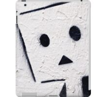 Anonymous iPad Case/Skin
