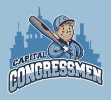 Capital Congressmen - Color by drawsgood