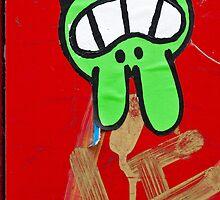 Dark Vadgreen by Chantal Seigneurgens