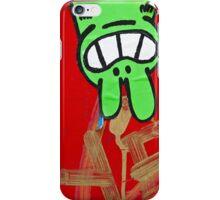 Dark Vadgreen iPhone Case/Skin