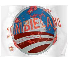 Zombie Land Poster