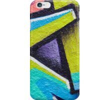 Abstract Street Art iPhone Case/Skin