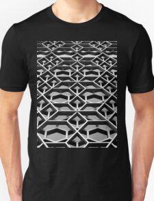 Lattice 1 B&W T-Shirt