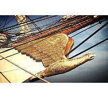 Eagle Masthead Photographic Print