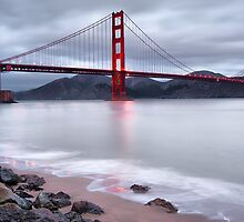 San Francisco's Golden Gate Bridge by Gregory Ballos | gregoryballosphoto.com