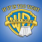 Wear a Boxer WB by jpmdesign