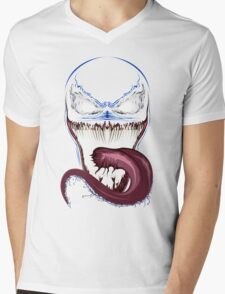 Venom Mens V-Neck T-Shirt