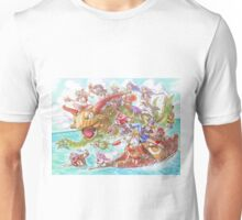 Chrono Cross: Swim Unisex T-Shirt