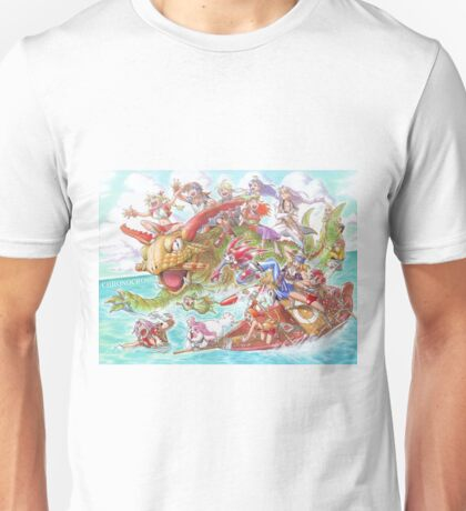 Chrono Cross: Swim Unisex T-Shirt