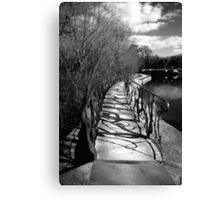 Parndon Mill Bridge Canvas Print