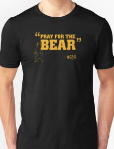 Pray for the Bear - Kobe Bryant T-Shirt