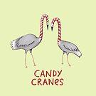 Candy Cranes by Sophie Corrigan
