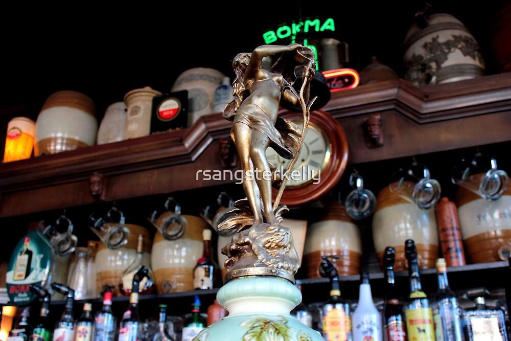 Café Slijterij Oosterling - Beer Tap Top by rsangsterkelly