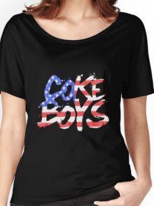 Coke Boys Women's Relaxed Fit T-Shirt