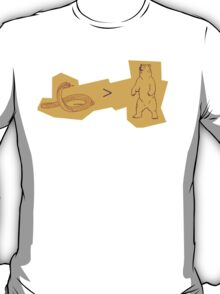 Mamba vs Bear T-Shirt