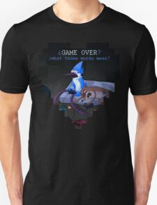 Mordecai and Rigby (Game Never Over) T-Shirt