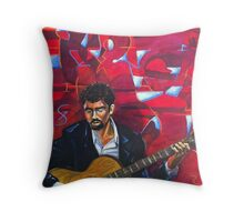 A Memory of that Sound Throw Pillow
