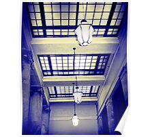 Union Depot Lights Poster