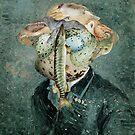 Portrait of Van/Gogh 29. by nawroski .