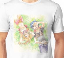 Chrono Cross: Serge and Kidd Unisex T-Shirt