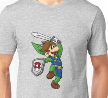 Link to Luigi Unisex T-Shirt