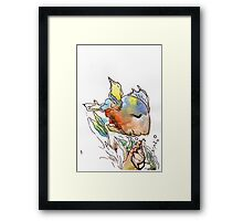 Fish Framed Print