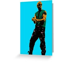Ryan Gosling pop art Greeting Card