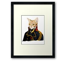 The Baron Framed Print