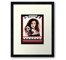 Hot Rod Love Framed Print