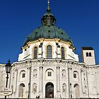 Ettal Abbey by The Creative Minds