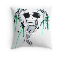 'There's An Elephant In The Room' Throw Pillow