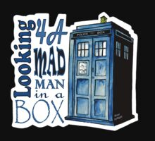 Looking 4A Mad Man In A Box -2 Kids Clothes