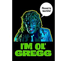 Old Gregg Photographic Print
