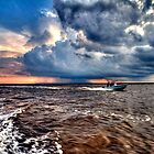 Sunset at Jekyll Island by Dani Gee Phokus & [x]Pose
