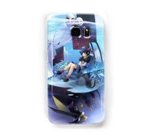 Chrono Cross: Serge and Lynx Samsung Galaxy Case/Skin