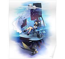 Chrono Cross: Serge and Lynx Poster