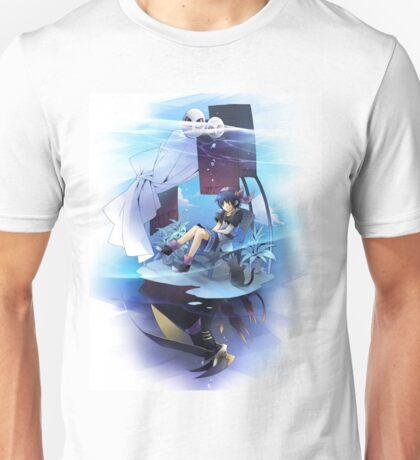 Chrono Cross: Serge and Lynx Unisex T-Shirt