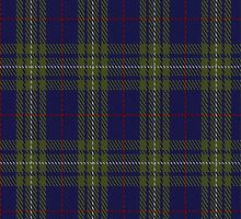01072 Connaught Green District Tartan Fabric Print Iphone Case by Detnecs2013