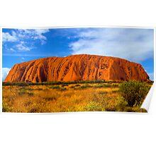 Ayers Rock or Uluru Poster